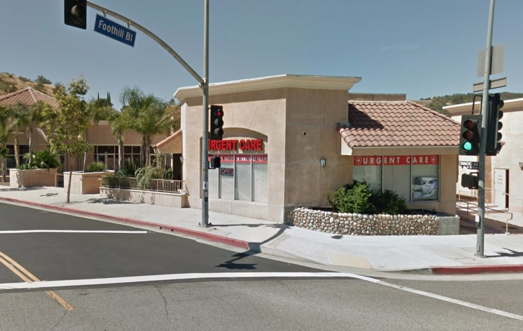 Tujunga Urgent Care - 7204 Foothill blvd  91042- Tujunga and