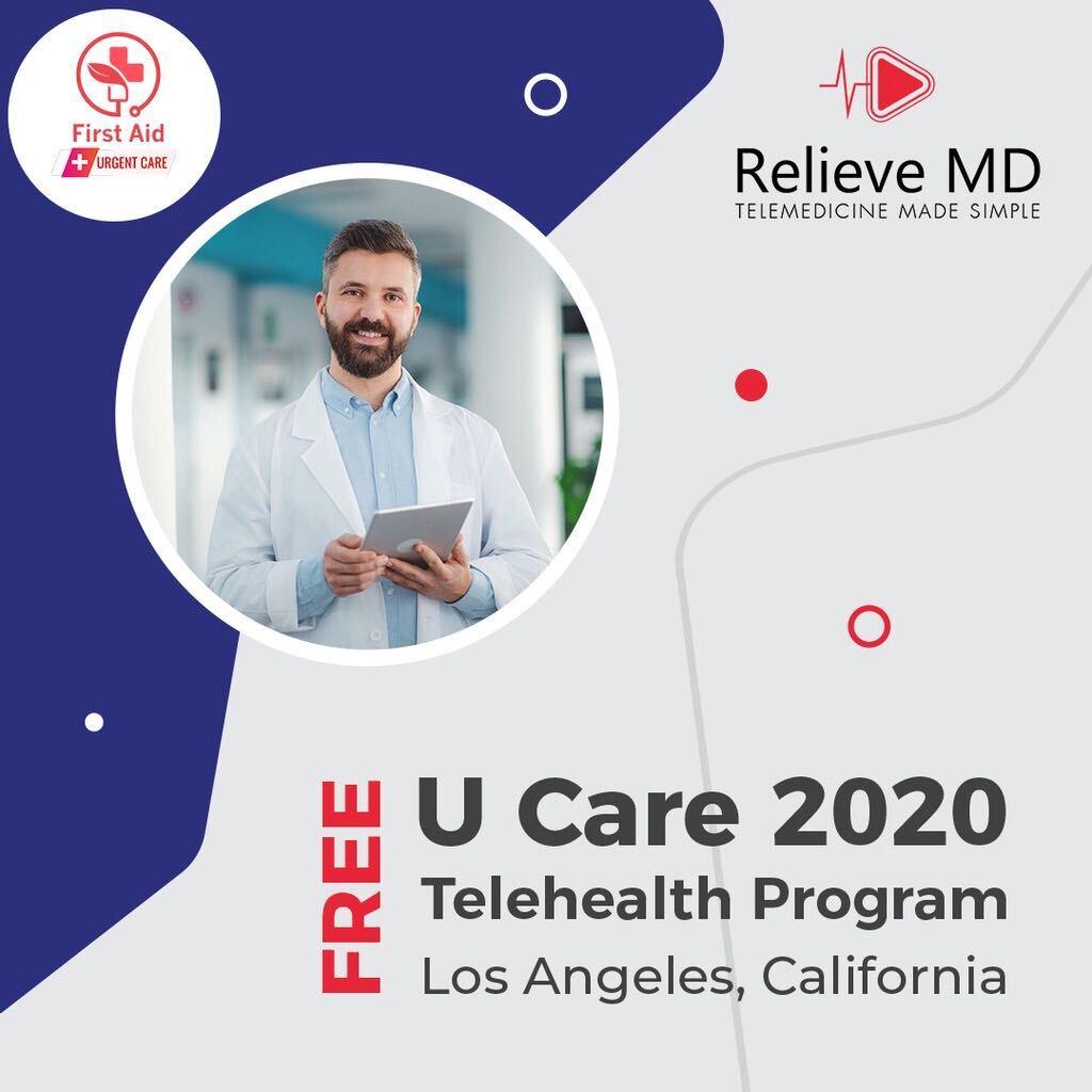 Tele Health Remote California Video Tele Med Doctor in Vista